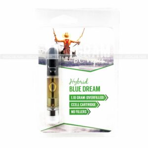 BC Vapes Blue Dream Cartridge