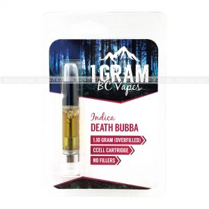 Death Bubba BC Vapes