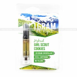 BC Vapes Girl Scout Cookies