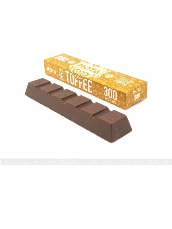 MOTA's Milk Chocolate Toffee Bar