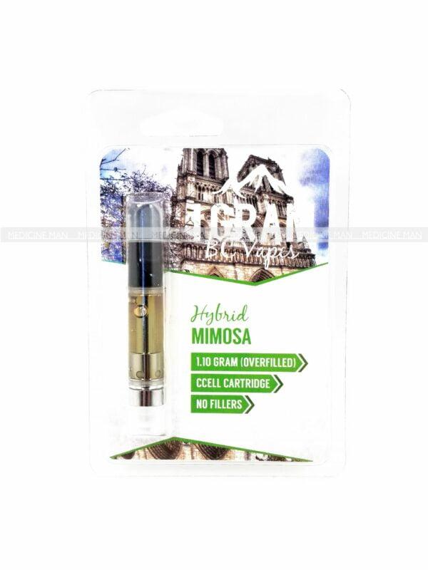 Mimosa BC Vapes Hybrid