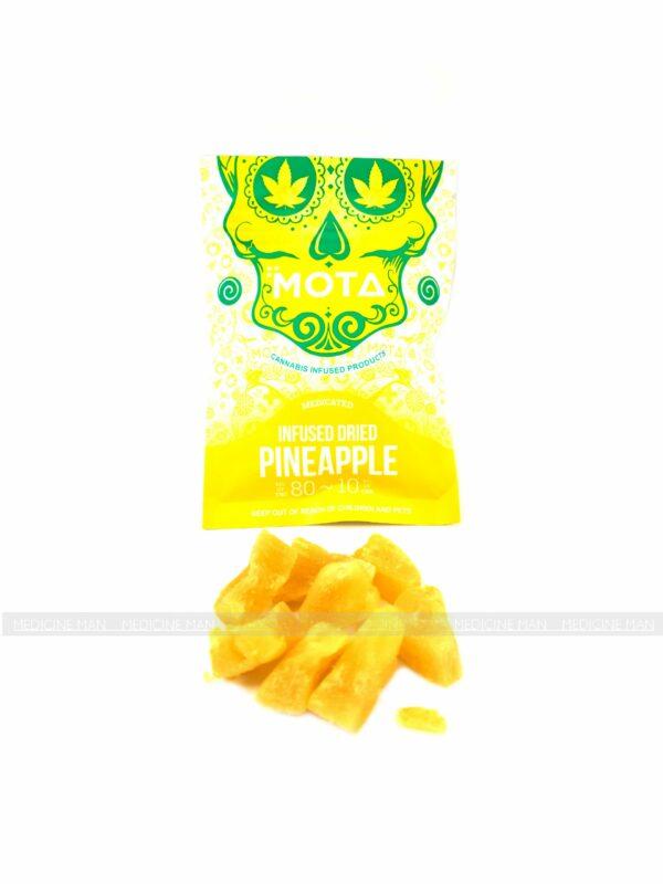 MOTA's Infused Dried Pineapple