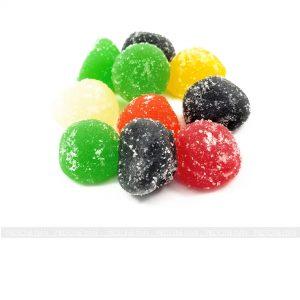 Gourmet Gummies Rainbow Gumdrops