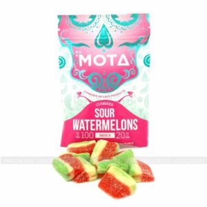 MOTA's Sour Watermelons Indica