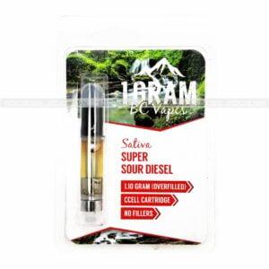 Super Sour Diesel BC Vapes