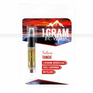 Tangie BC Vapes THC Distillate Cartridge