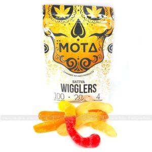 MOTA's Sativa Wigglers