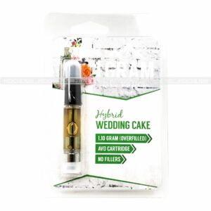 BC Vapes Wedding Cake
