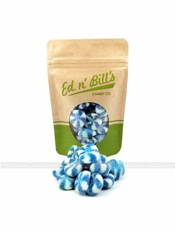 Sour Blue Swirls 200MG
