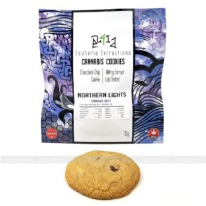 Euphoria Extractions Indica Chocolate Chip Cookies