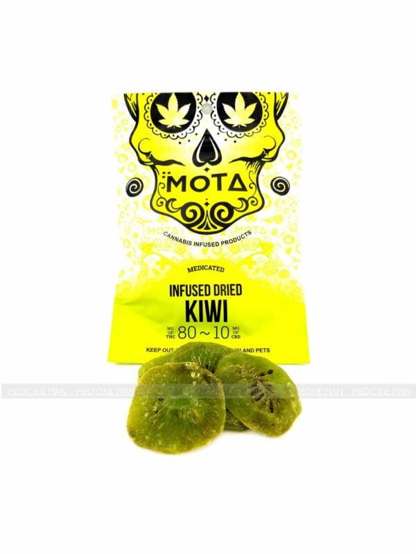 MOTA's Infused Dried Kiwi