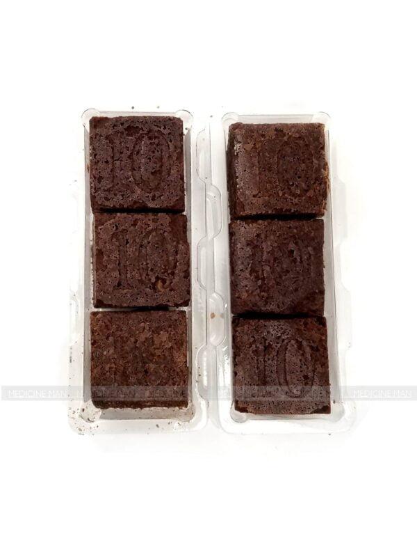 Sativa Shatter Brownies 60mg Euphoria Extractions