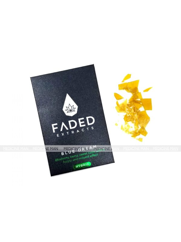 Blue Dream Faded Extracts Shatter