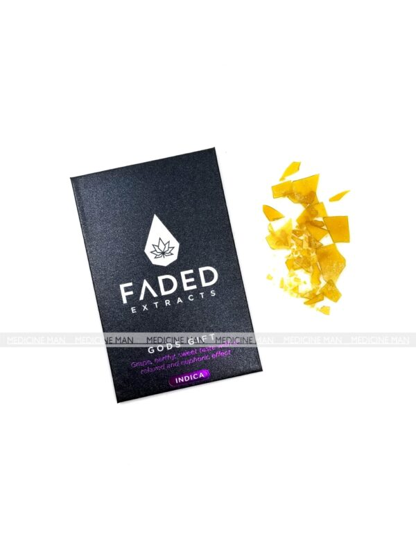 God's Gift Indica Faded Extracts