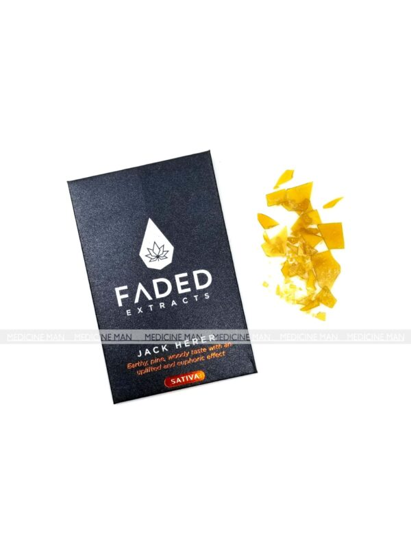 Jack Herer Sativa Faded Extracts