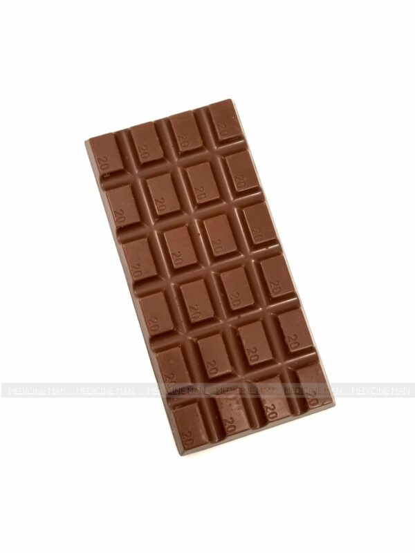 Sativa Toffee Crunch Chocolate Bar Euphoria Extractions