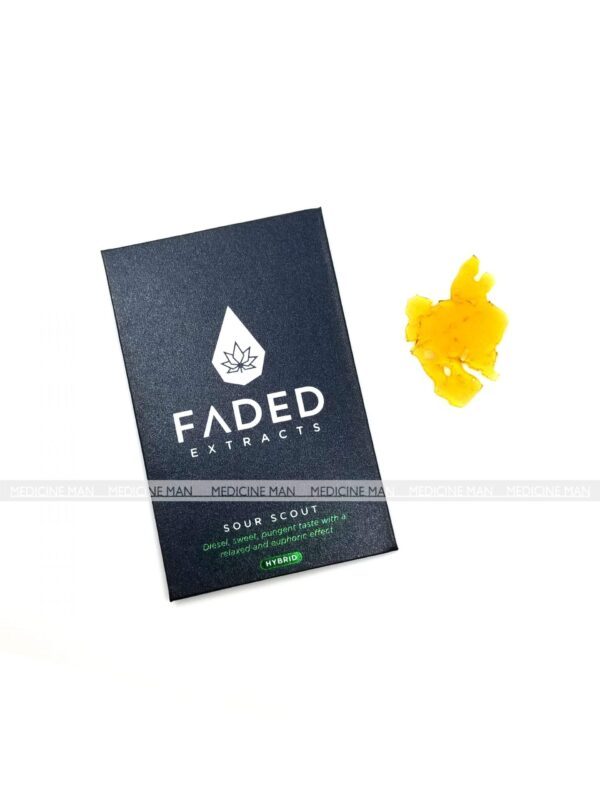 Sour Scout Hybrid Faded Extracts