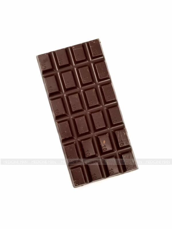 Euphoria Extractions Sativa Vegan Dark Chocolate Bar 250mg