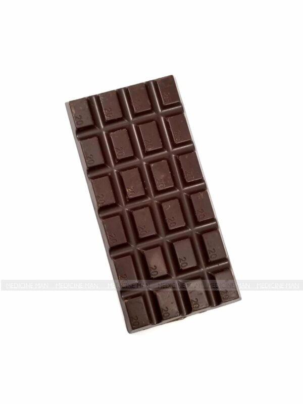 Euphoria Extractions Sativa Vegan Dark Chocolate Bar 500mg