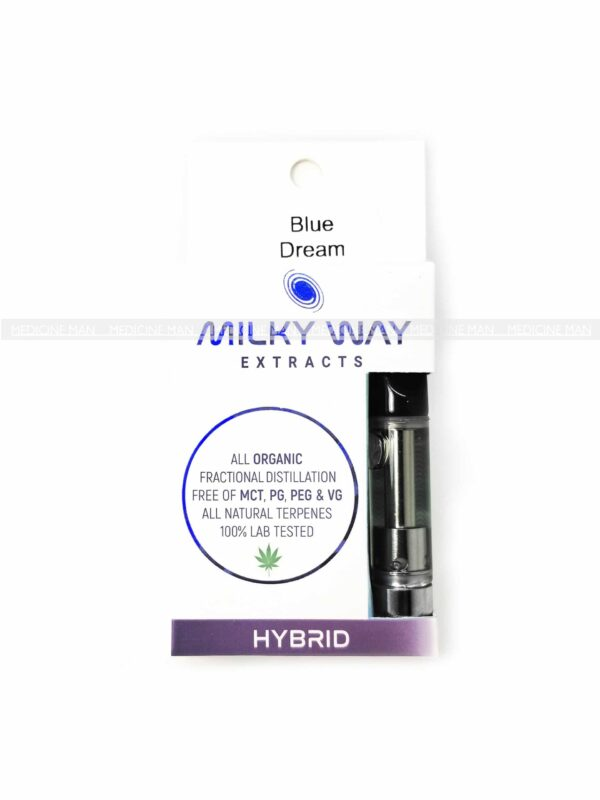 Blue Dream Milky Way Extracts Cartridge
