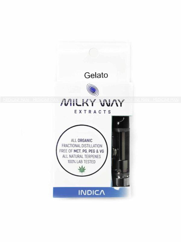 Gelato Milky Way Extracts Cartridge