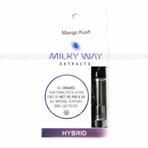 Mango Kush Distillate Vape Cartridge
