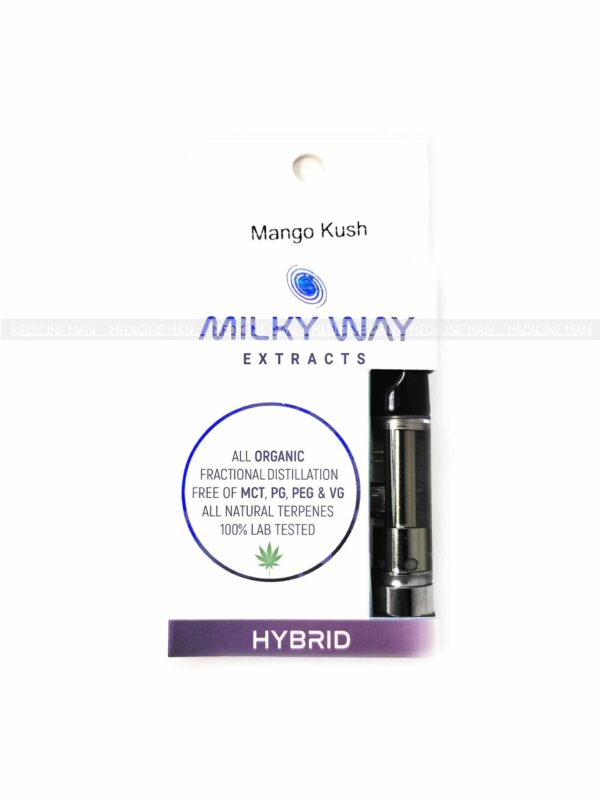 Mango Kush Distillate Vape Cartridge