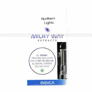 Northern Lights Milky Way Extracts Cartridge