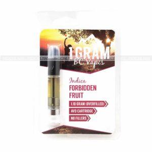 Forbidden Fruit BC Vapes Cartridge