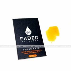 Lemon Haze Sativa Shatter