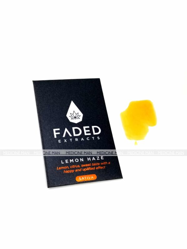 Lemon Haze Sativa Shatter