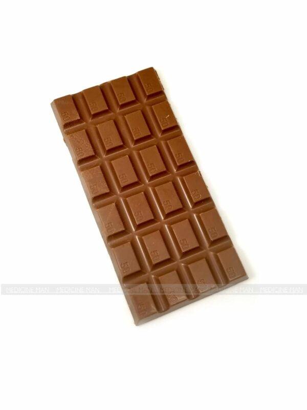 Euphoria Extractions Milk Chocolate Shatter Bar 1200mg