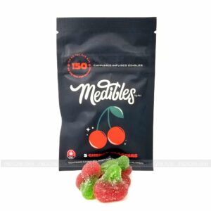 Cherry Blasters 150mg Medibles by Mel