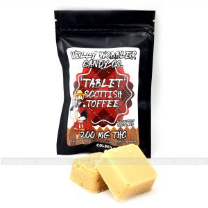 Scottish Toffee Tablets 200mg