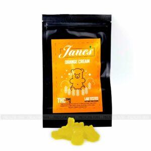 Orange Cream Jane's