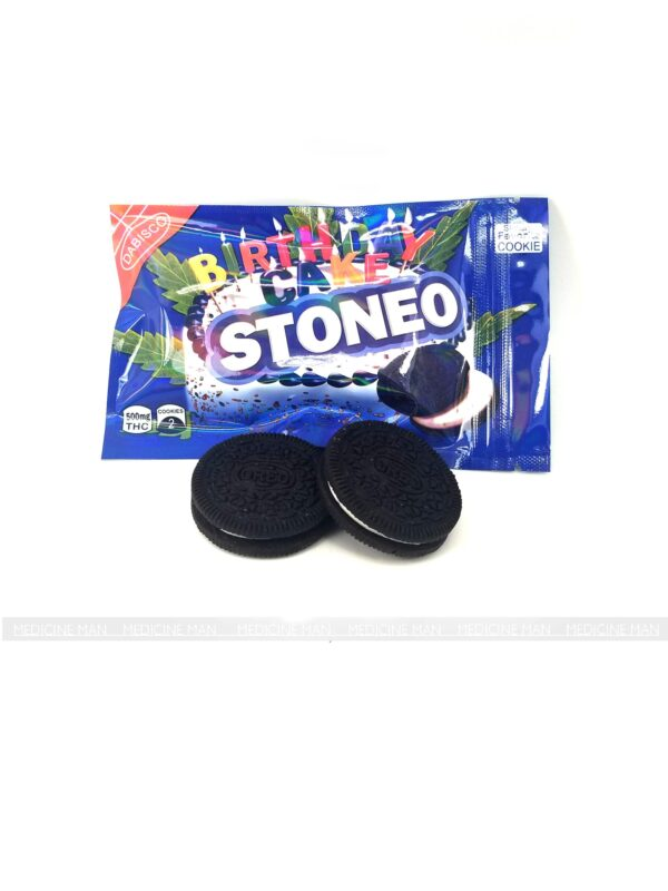 Birthday Cake Stoneo 500mg